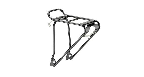 RACKTIME Topit - Porte-bagage avant - noir